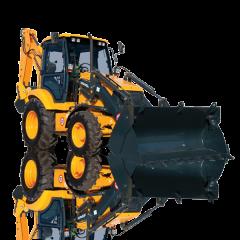 Навесное оборудование для экскаваторов-погрузчиков