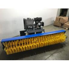 Щётка дорожная МП-250/55 с автономной гидростанцией