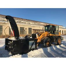 Снегоочиститель с автономным двигателем С2-250 АДГ | Курган Сервис