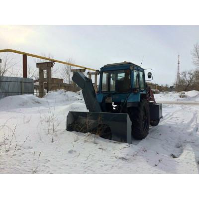 Снегоочиститель шнеко(фрезерно) – роторный С1-200Г