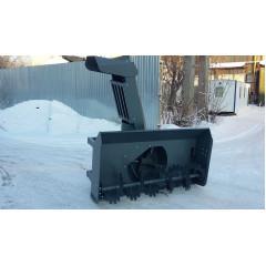 Снегоочиститель шнеко(фрезерно) – роторный С1-200 МЗ