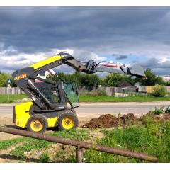 Обратная лопата ОЛ-2.0Г