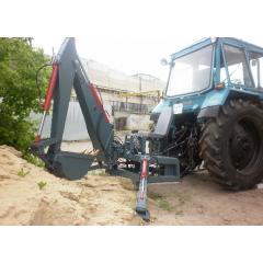 Экскаватор ковшовый ЭК-32
