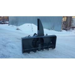 Снегоочиститель шнеко(фрезерно)-роторный СШР-2.0П